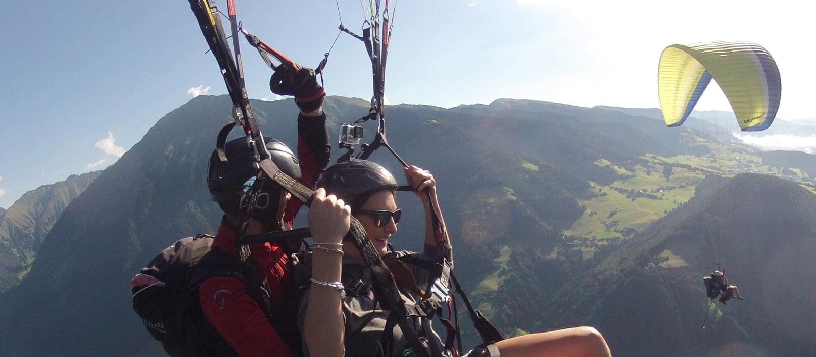 Sport estremi in Alto Adige