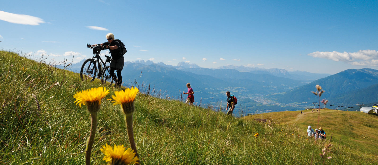 Extreme sports in South Tyrol