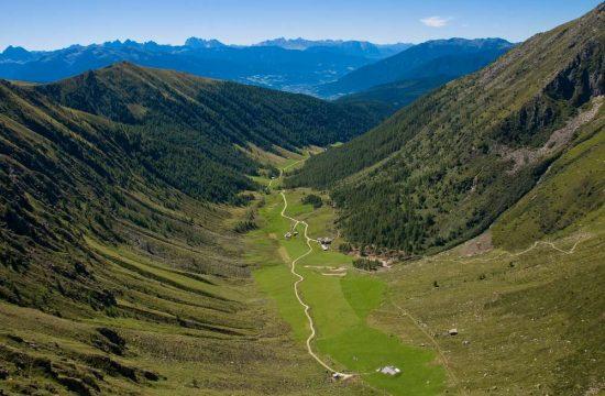 Vacanze attive nelle montagne altoatesine