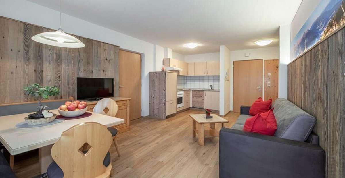 Apartment Bergdeluxe