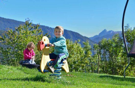 Familienurlaub in Meransen