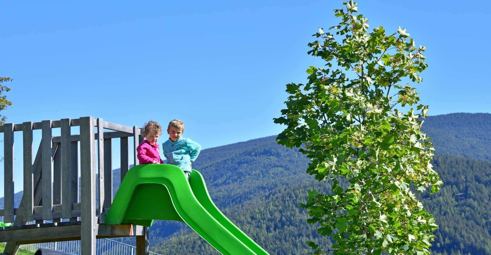 Kinderurlaub Gitschberg Jochtal - Meransen / Südtirol