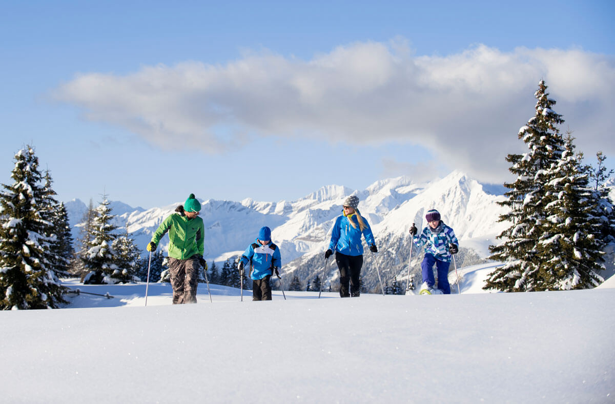 Discover our region Gitschberg-Val Giovo with guided ski tours
