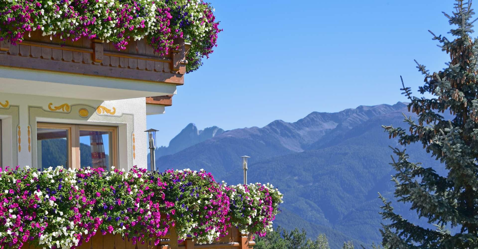 Unterkunft Meransen Südtirol