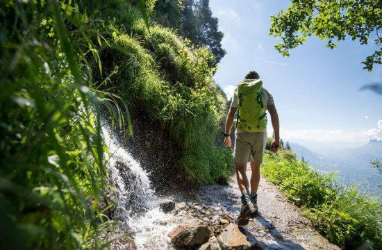 vacanza escursionistica a Maranza