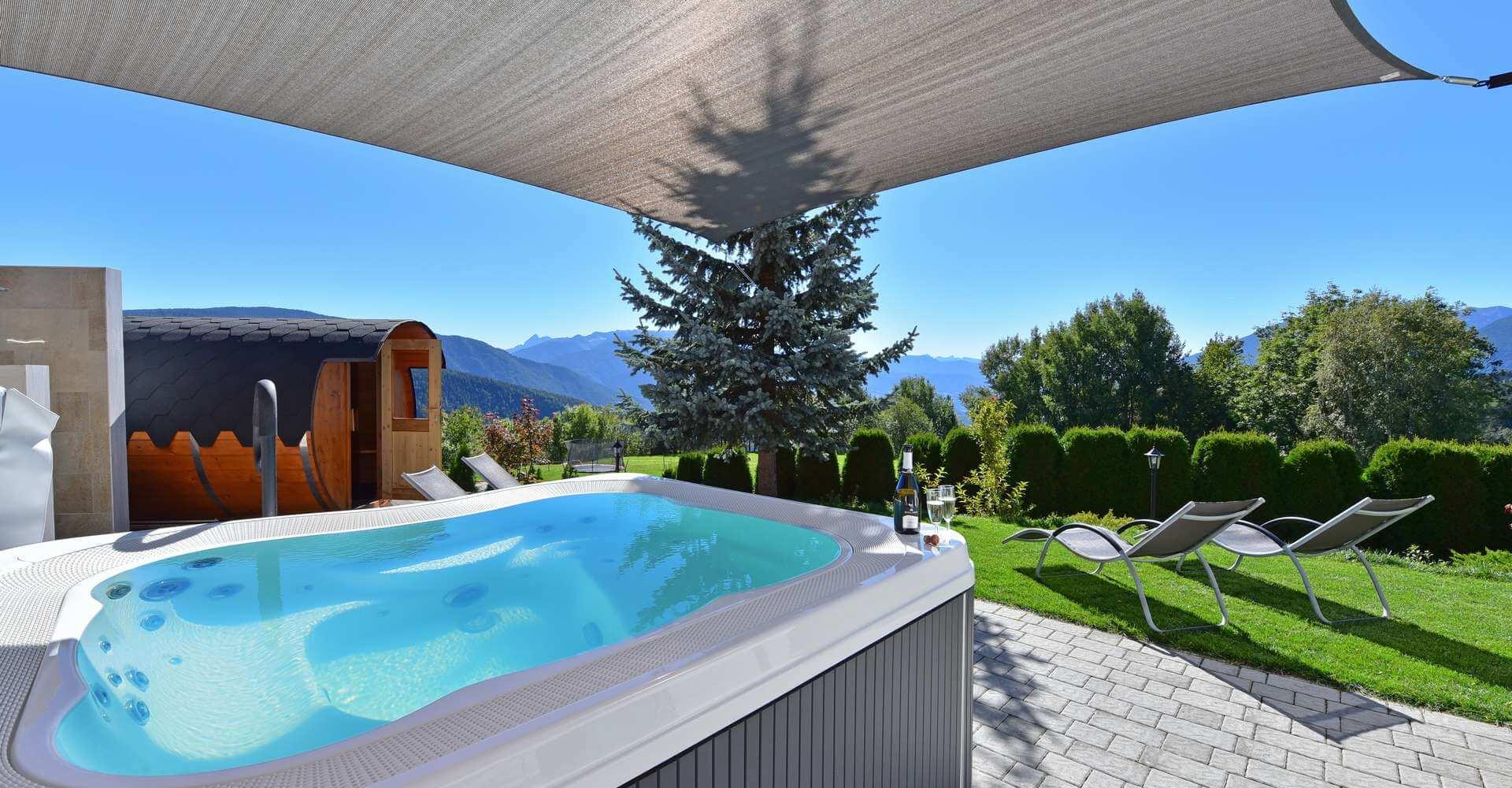 Wellness Meransen Südtirol