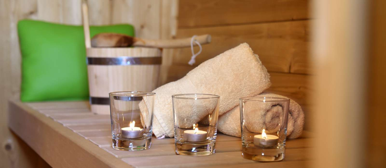 Wellness in Ihrem Appartement im Haus Bergdiamant